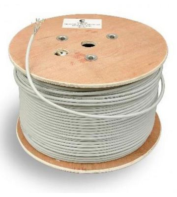 Belden 1633E Cat5e FTP netwerk kabel stug 500m 100% koper