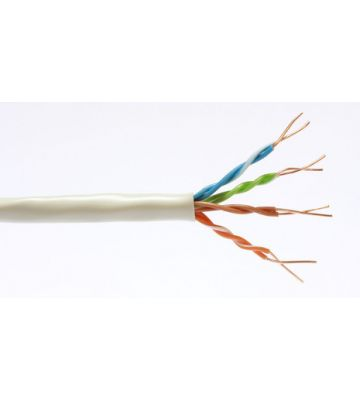 Belden 7965E Cat6 UTP netwerk kabel stug 100m 100% koper
