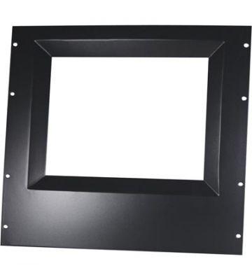 10U monitorpaneel voor 17 inch monitor