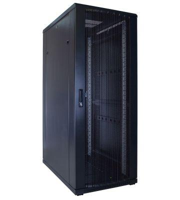 32U serverkast met geperforeerde voordeur 600x1000x1600mm