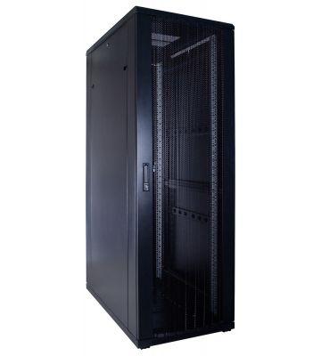 37U serverkast met geperforeerde voordeur 600x1000x1800mm