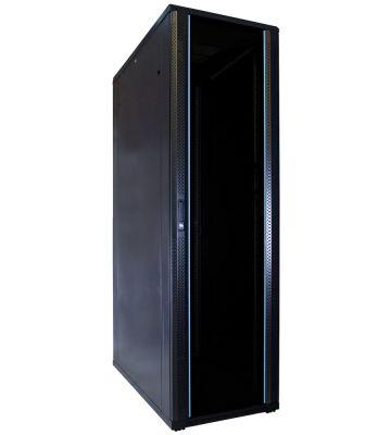 42U serverkast met glazen voordeur 600x1200x2000mm