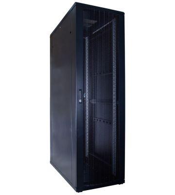 42U serverkast met geperforeerde voordeur 600x1200x2000mm