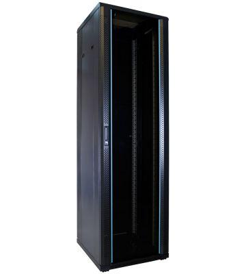 42U serverkast met glazen voordeur 600x600x2000mm