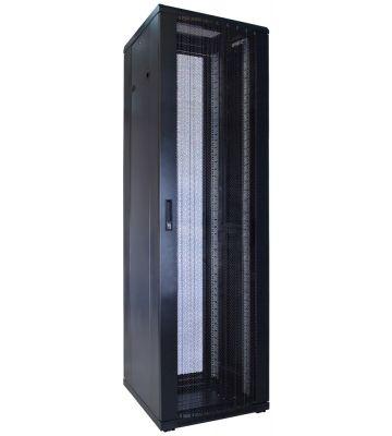 42U serverkast met geperforeerde voordeur 600x600x2000mm