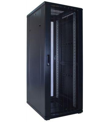 32U serverkast met geperforeerde voordeur 600x800x1600mm