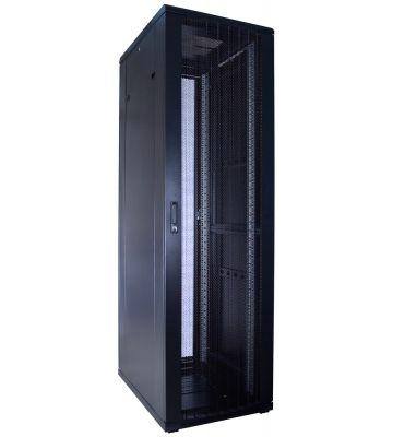 42U serverkast met geperforeerde voordeur 600x800x2000mm