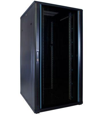 32U serverkast met glazen voordeur 800x1000x1600mm
