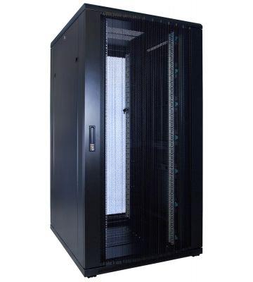 32U serverkast met geperforeerde voordeur 800x1000x1600mm