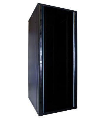 42U serverkast met glazen voordeur 800x1000x2000mm