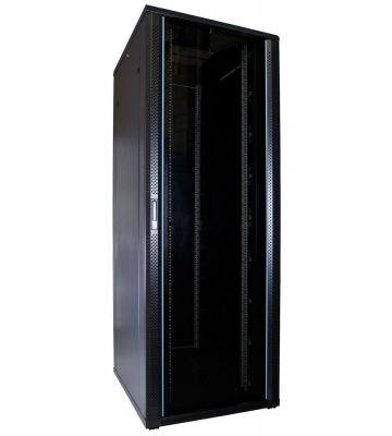 47U serverkast met glazen voordeur 800x1000x2200mm