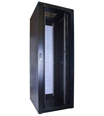 47U serverkast met geperforeerde voordeur 800x1000x2200mm