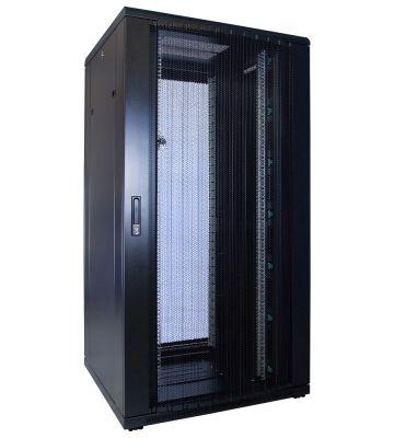 32U serverkast met geperforeerde voordeur 800x800x1600mm