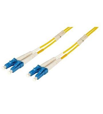 OS2 duplex glasvezel kabel LC-LC 10m