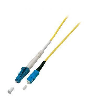 OS2 simplex glasvezel kabel LC-SC 15m