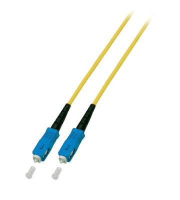 OS2 simplex glasvezel kabel SC-SC 20m