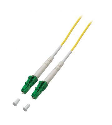 OS2 simplex glasvezel kabel LC/APC-LC/APC 1m