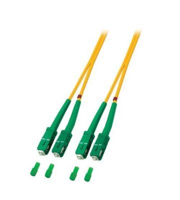 OS2 duplex glasvezel kabel SC/APC-SC/APC 5m
