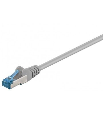 CAT6a S/FTP (PIMF) 0,25m grijs