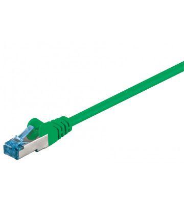 CAT6a S/FTP (PIMF) 1m groen