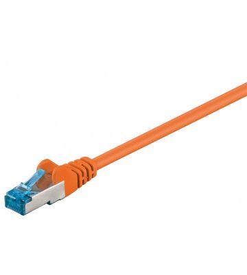 CAT6a S/FTP (PIMF) 1,50m oranje
