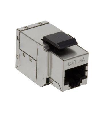 CAT6a STP Keystone Connector - RJ45