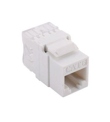 CAT6 UTP Keystone Connector - LSA