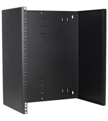 12U wall mount bracket, zonder scharnieren, 300mm diep